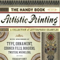 The Handy Book of Artistic Printing