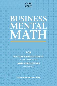 Business Mental Math by Valentin Nugmanov